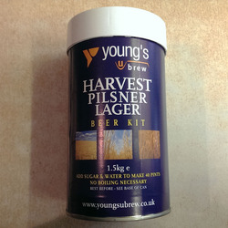 Youngs Harvest - Pilsner Lager